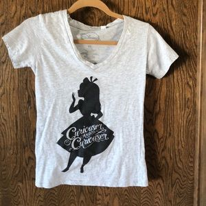 Disney Alice and wonderland shirt